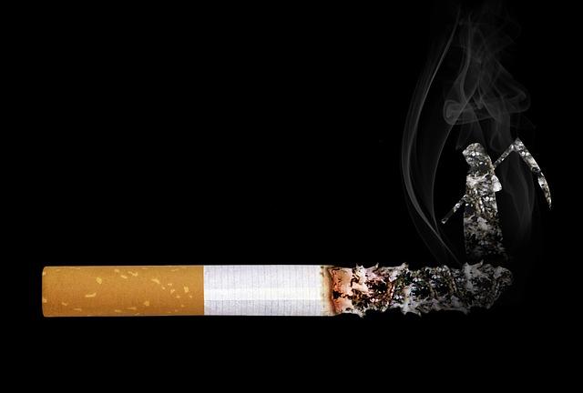 Consumo smodato di sigarette esclude il risarcimento del danno